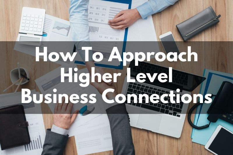 How To Approach Bigger Business Players In Indianapolis or Your Niche