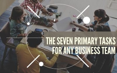 The Seven Primary Tasks For Any Indianapolis Business Team